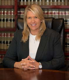 Attorney Corina Streekmann at the Albritton Law Firm