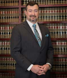 Attorney Rick Albritton at the Albritton Law Firm